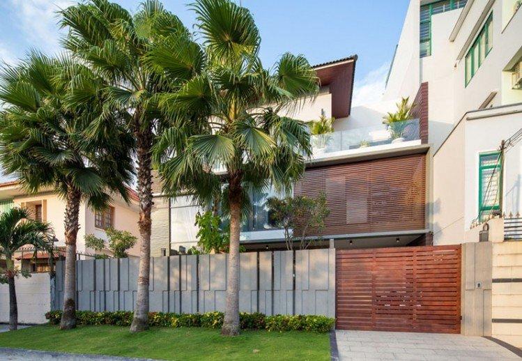 Biệt Thự Sân Vườn Mang Đậm Phong Cách Thiền