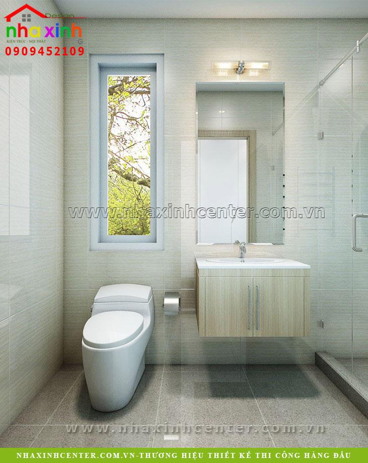 toilet phong ve sinh wc biet thu dep, noi that dep