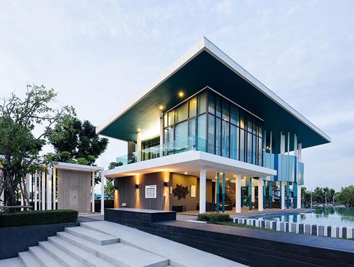 Biệt Thự Hiện Đại Phong Cách Thái Lan Anh Huy