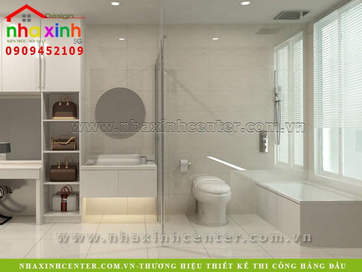 toilet phong master nha pho van phong chi huong