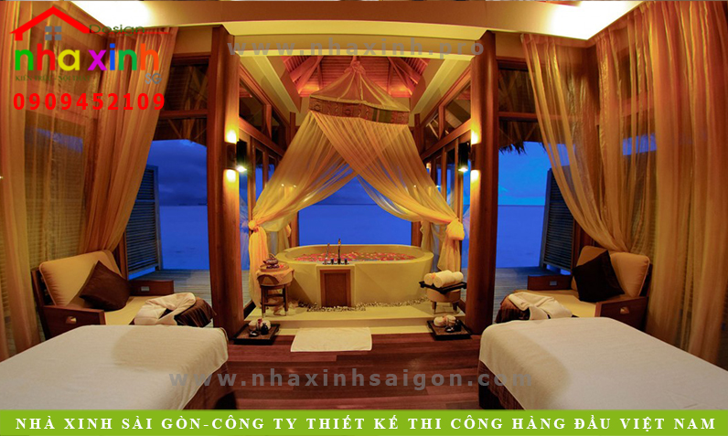 thiet ke noi that nha xiinh resort 5 sao