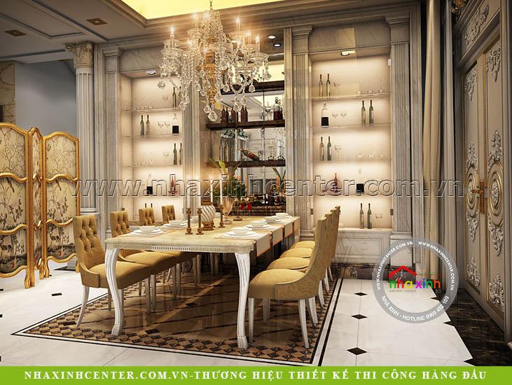 những mẫu thiết kế nội thất hoàng gia đẹp nhất