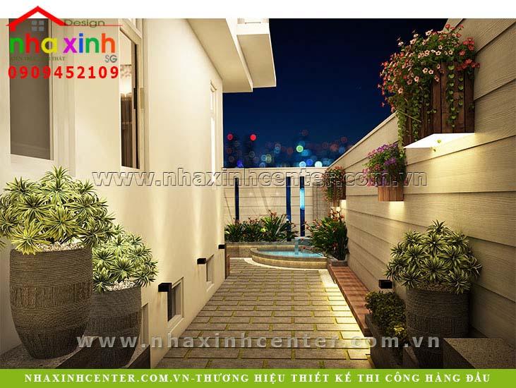Mẫu thiết kế nội thất phong cách singapore đẹp lạ