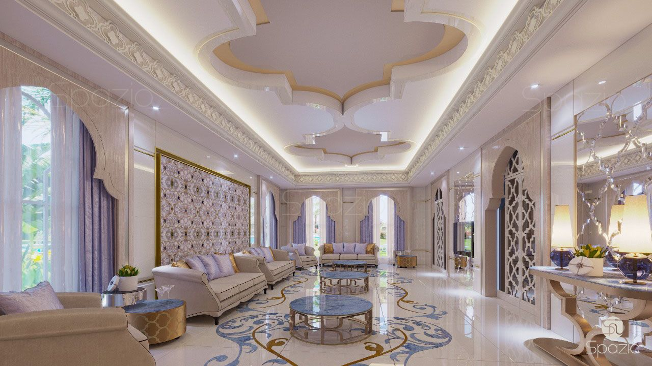 villa interior design in dubai uae spazio 1