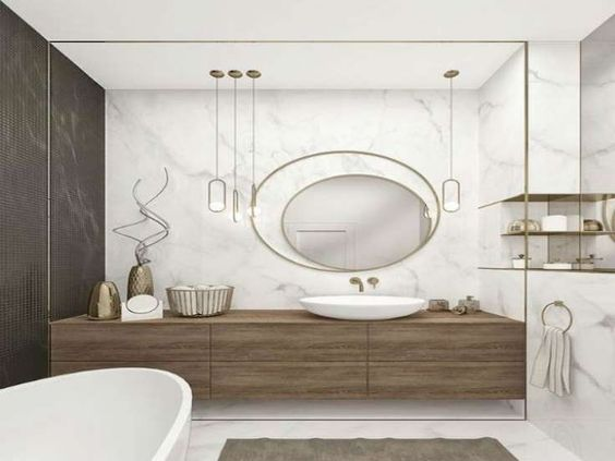 Top 100 mẫu thiết kế lavabo đẹp hot nhất