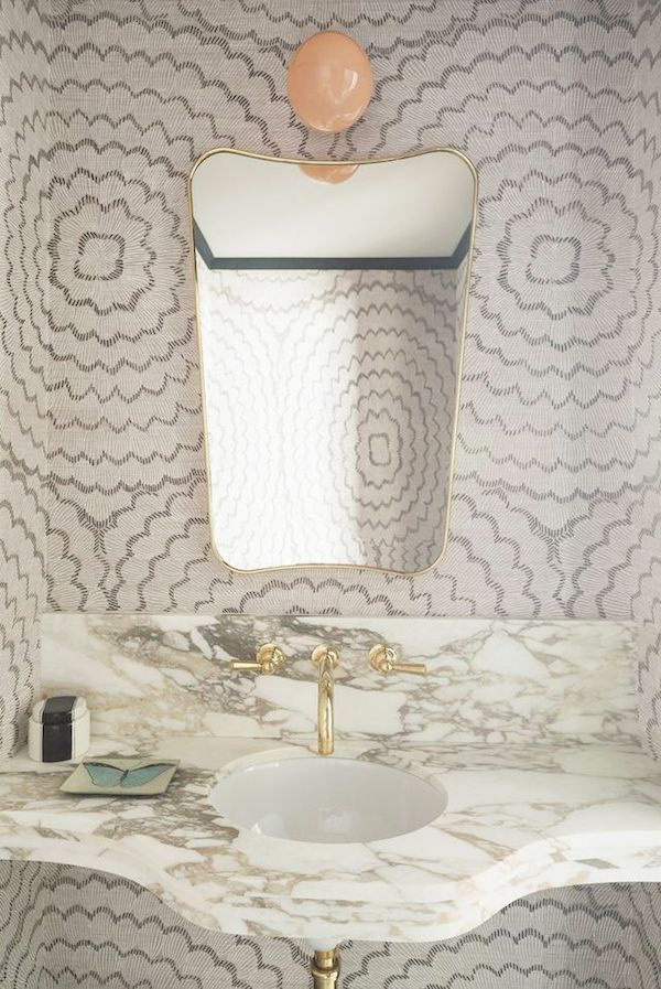 studio db powder room ideas and inspo