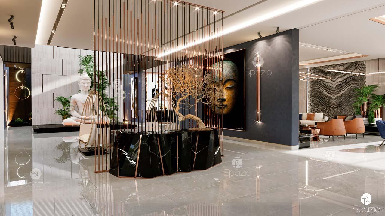 Thiết kế nội thất phong cách India