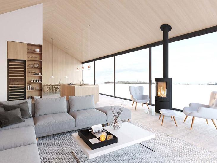 scandinavian style home winter design SCANDIWINTER0119