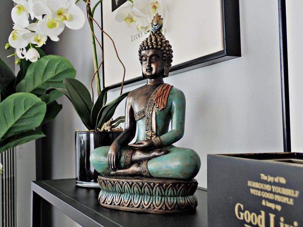 9 Mẫu Tượng Phật Thường Được Trang Trí Cho Ngôi Nhà
