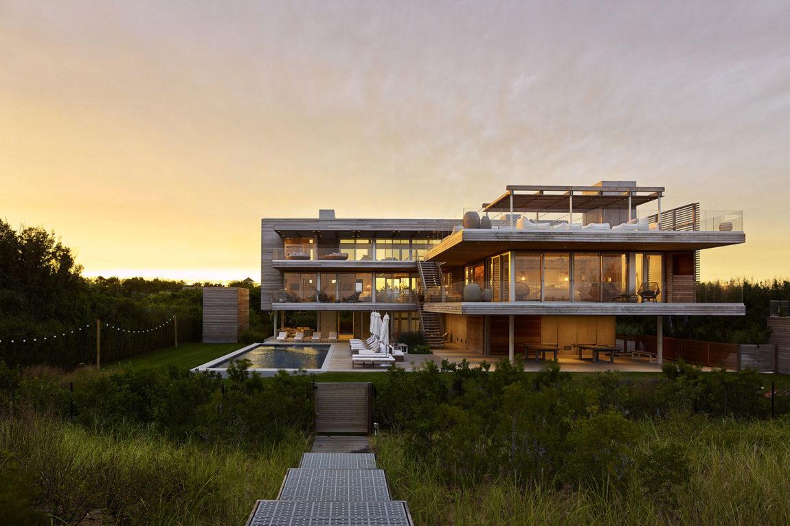 mẫu thiết kế villa hiện đại đẹp