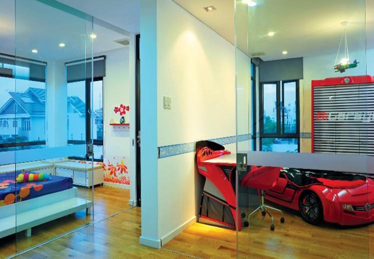 99 mẫu thiết kế phòng ngủ đẹp dành cho bé