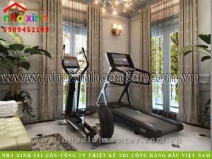 500 mẫu thiết kế phòng tập gym đẹp