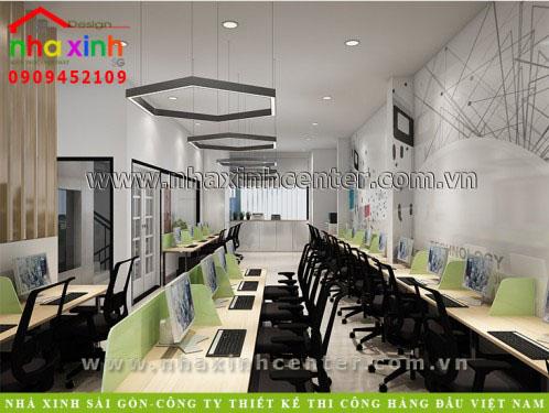 1000 mẫu thiết kế nội thất văn phòng đẹp