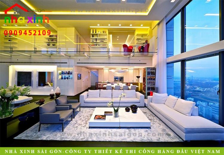 9999 mẫu thiết kế nội thất chung cư đẹp