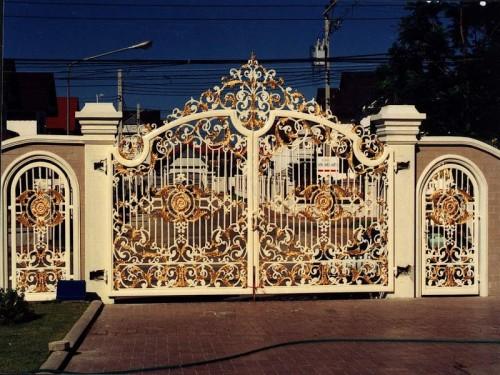 9999 mẫu thiết kế cổng nhà đẹp nổi bật 2020