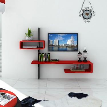 Những mẫu thiết kế kệ treo tường đẹp