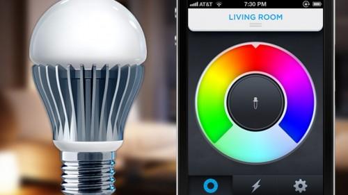 Mẫu thiết kế đèn led sáng tạo làm thay đổi ngành nội thất